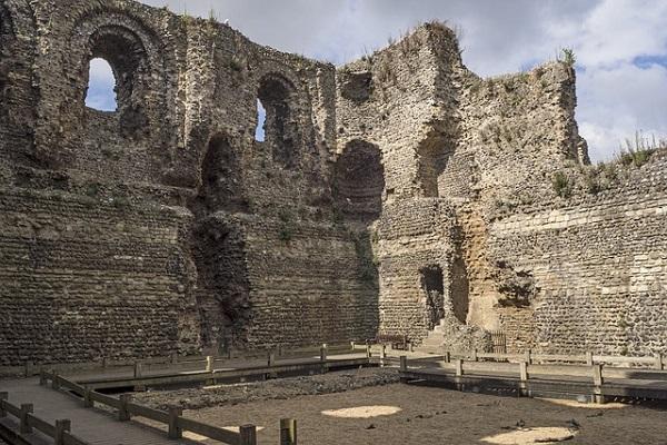 Canterbury Castle