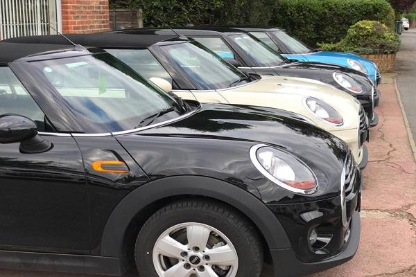 Car Rentals in Canterbury