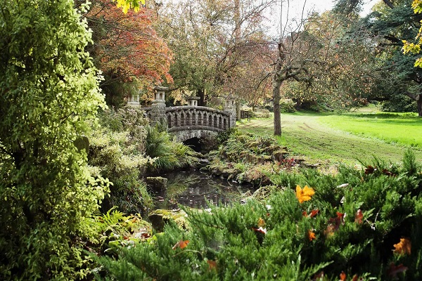 Mount Ephraim Gardens in Canterbury