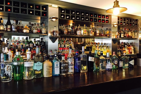 Wine and Cocktail Bars